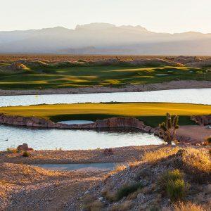Las Vegas Paiute Golf Courses: Pete Dye-Namism Displayed