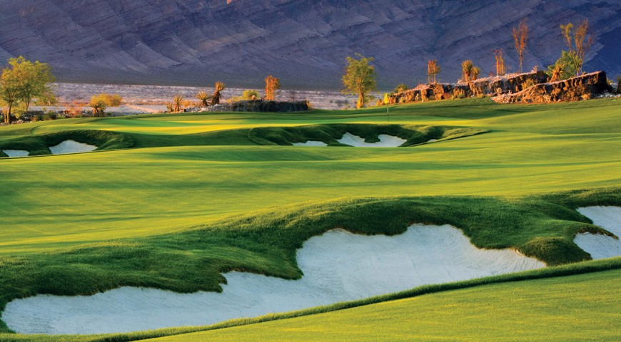 Coyote Springs Golf Packages