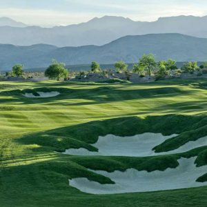 Playing Jack Nicklaus' Coyote Springs Can help Keep New Year's Resolutions