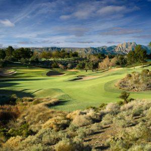 TPC Las Vegas Golf Packages