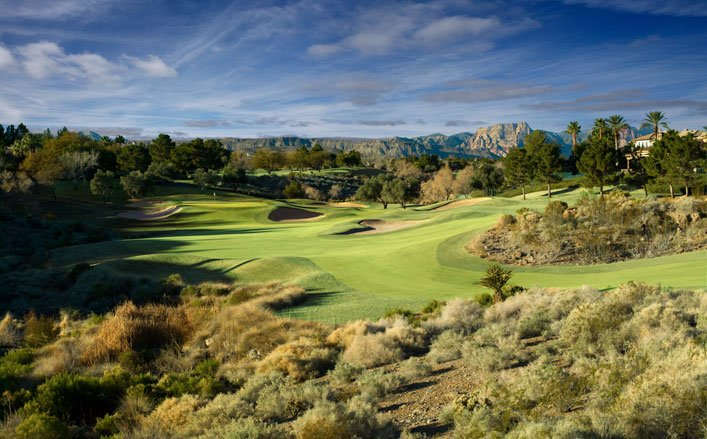 TPC Las Vegas Golf Packages