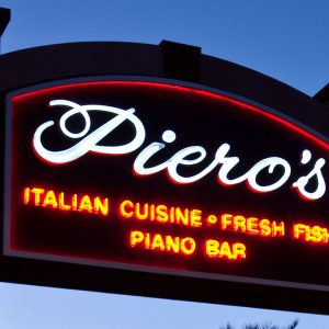 Piero's Italian Cuisine is a Las Vegas Dining Legend