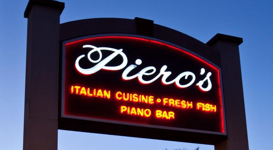 Piero's Italian Cuisine is a Las Vegas Dining Legend