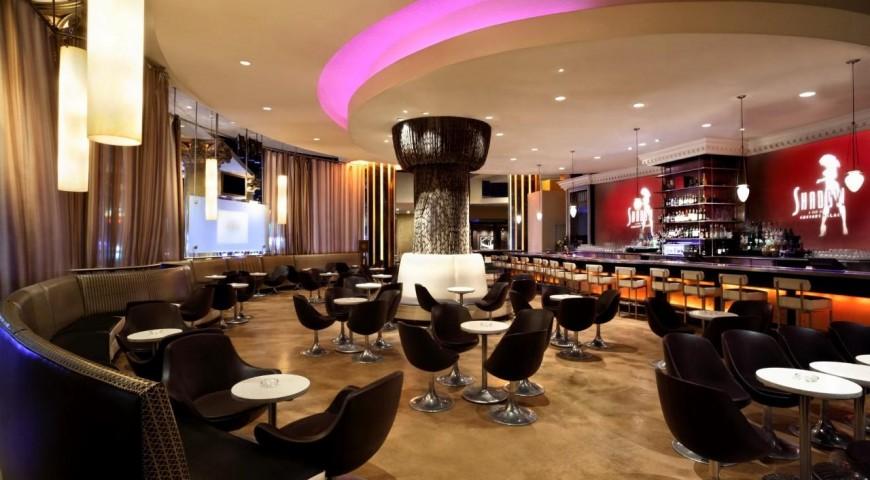 Shadow Bar at Caesars Palace