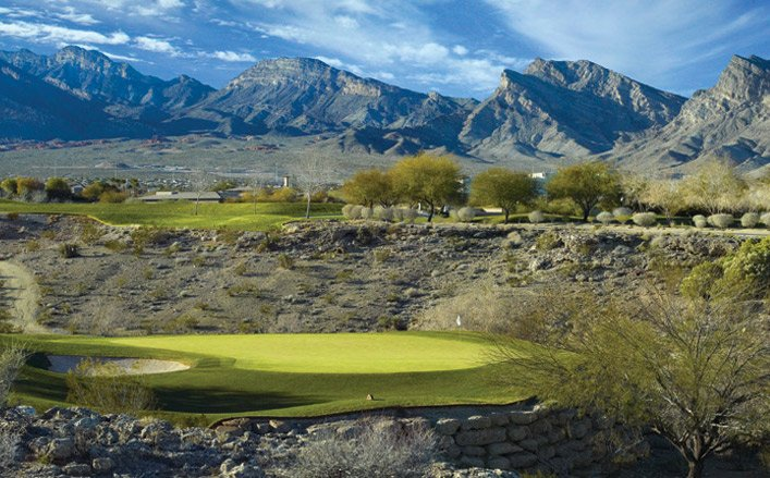 TPC Las Vegas is PGA TOUR golf