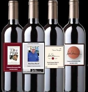 Now Is Time to Join the Butch Harmon Wine Club and Enjoy His Favorite Cabernet