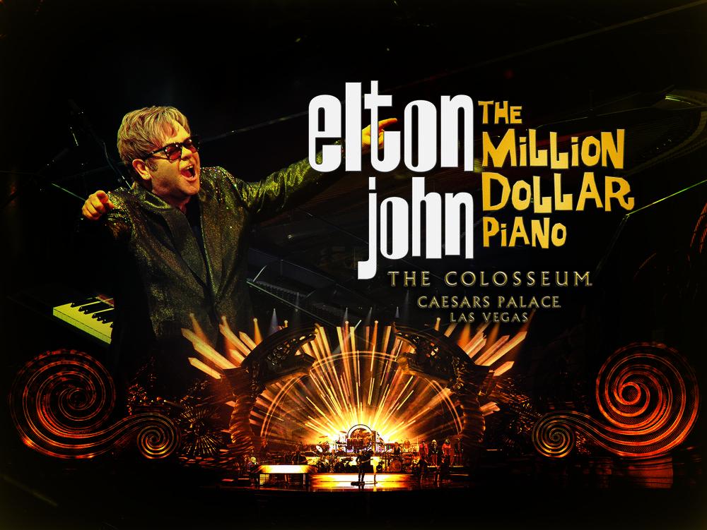 Elton John Las Vegas