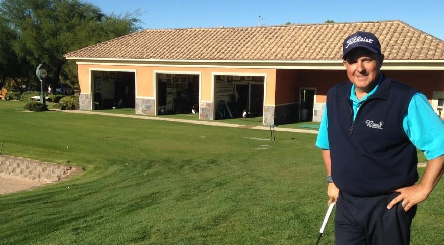 Vegas Pro Spotlight: Butch Harmon Pro Vic Wilk