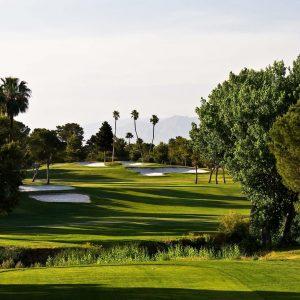 Hall of Fame Vegas Golf Experience at Las Vegas National