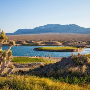 Pete Dye Excellence Three Times at Las Vegas Paiute Golf Resort