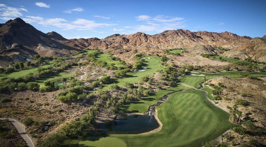 Overall Cascata golf luxury