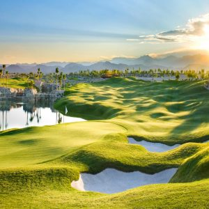 Nicklaus' Coyote Springs Remains Open While Others Overseed