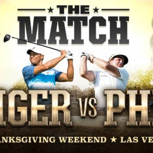 Tiger vs. Phil is Coming Soon to Shadow Creek