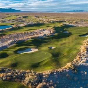 Escape at Pete Dye's Las Vegas Paiute Golf Resort