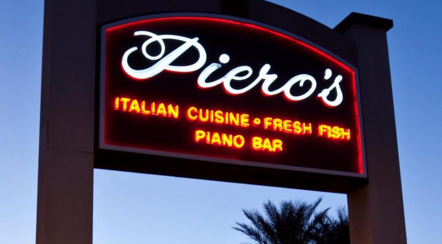 Piero's Welcomes All