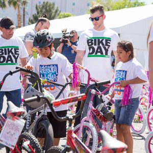 Piero's PK Bike Day Making a Difference Out of Honor