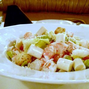 Piero's Garbage Salad Is Now a Delicacy and Menu Favorite
