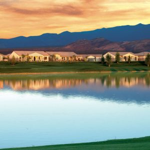 Save With Birdie, Eagle Golf Packages at Pahrump's Mountain Falls